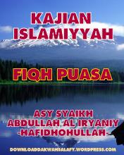 FIQH PUASA - SYAIKH ABDULLAH AL IRYANIY